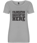 Nadina Did This - Colonisation Slim Fit