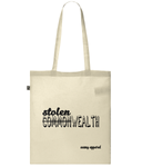 Stolenwealth (Commonwealth) Tote Bag