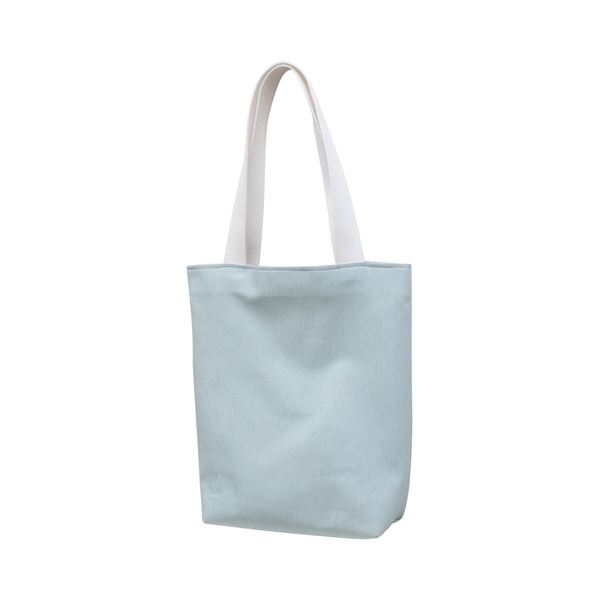 Reusable Market Tote - Recycled Water Blue