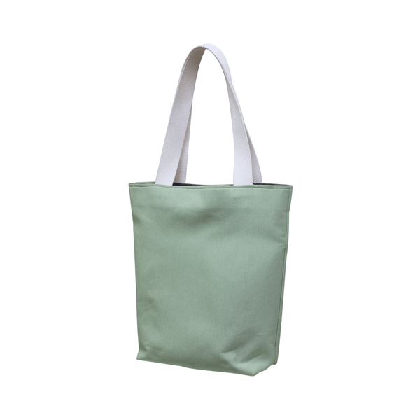 Reusable Market Tote - Recycled Soda Green