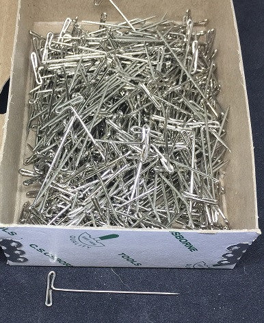 T-Pins - 1/2 Pound Box