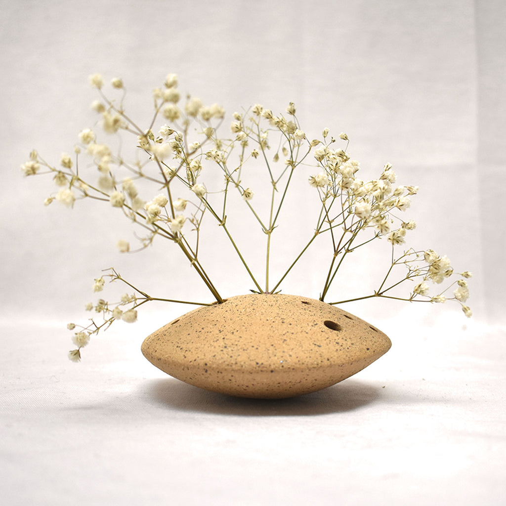 Ikebana Dome Vase - Apt. F x Earth + Element