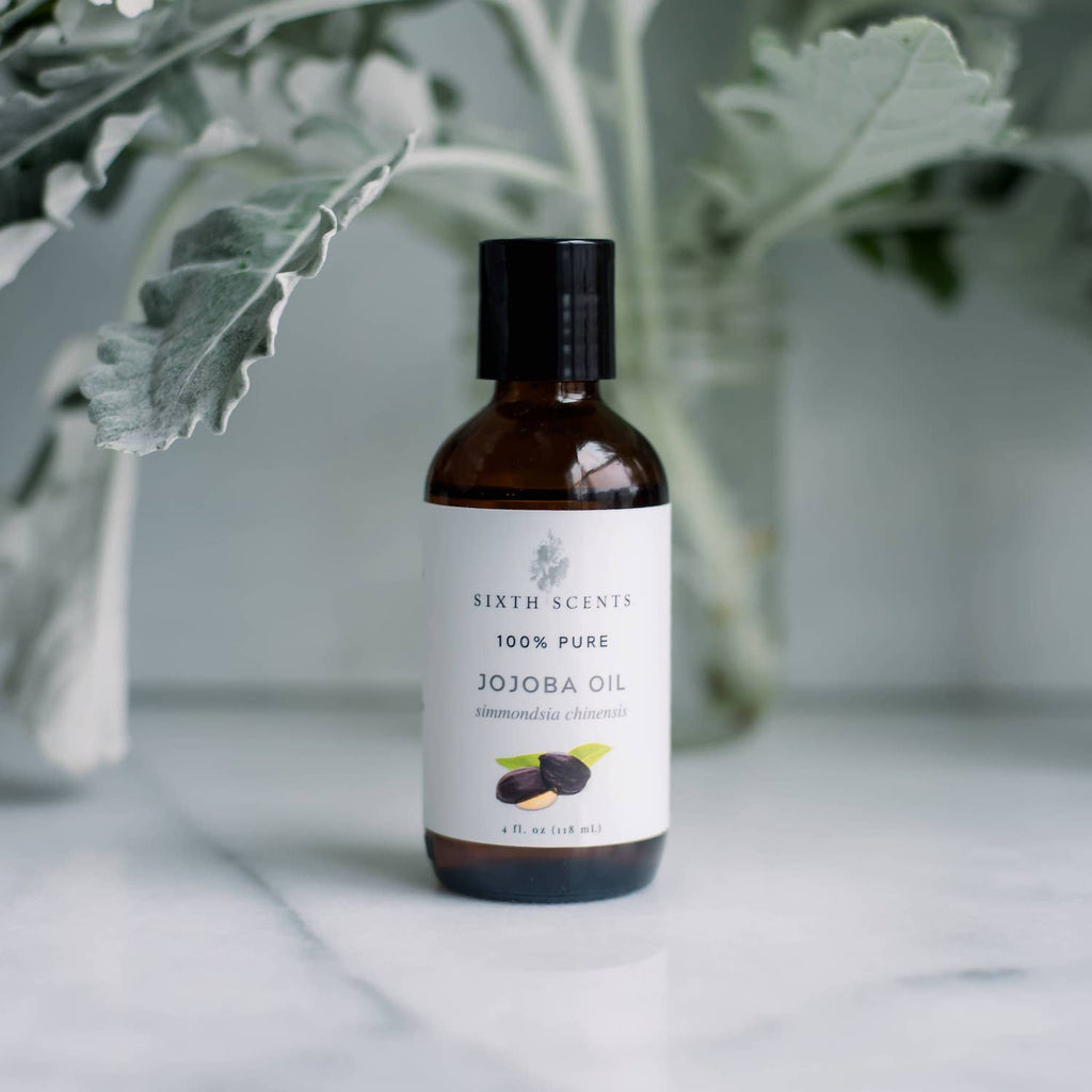 Jojoba Oil - Apt. F x Sixth Scents