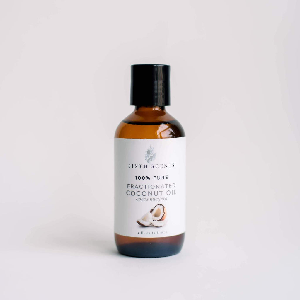 Fractionated Coconut Oil - Apt. F x Sixth Scents