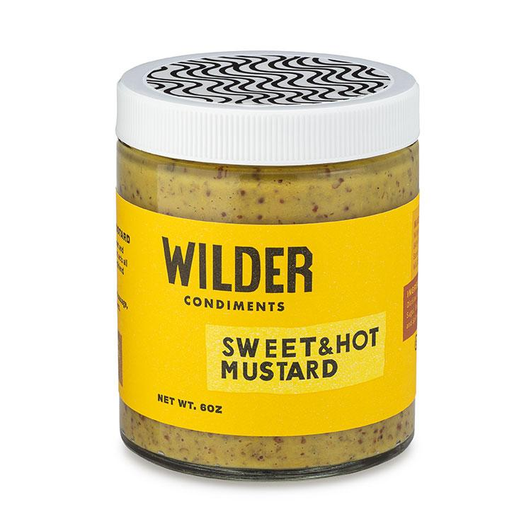 Sweet + Hot Mustard - APT F