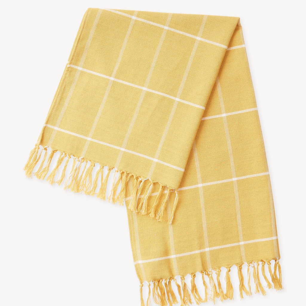 Grid Kitchen Towel - Apt. F x MINNA