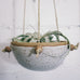 Speckle Ceramic Hanging Planter