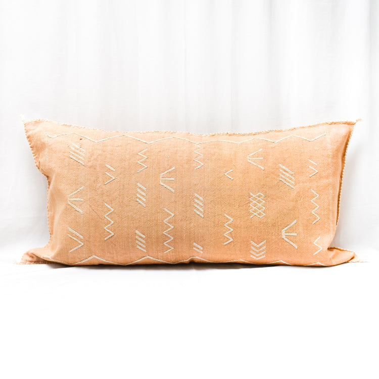 Merzouga Pillow - Peach - Apt. F x APT F