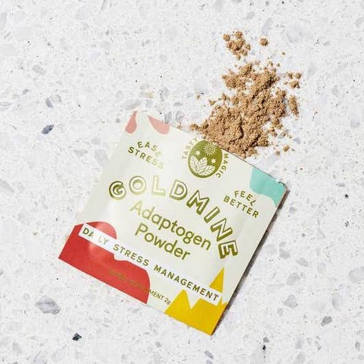 Goldmine Adaptogen Powder Packets - Apt. F x Goldmine