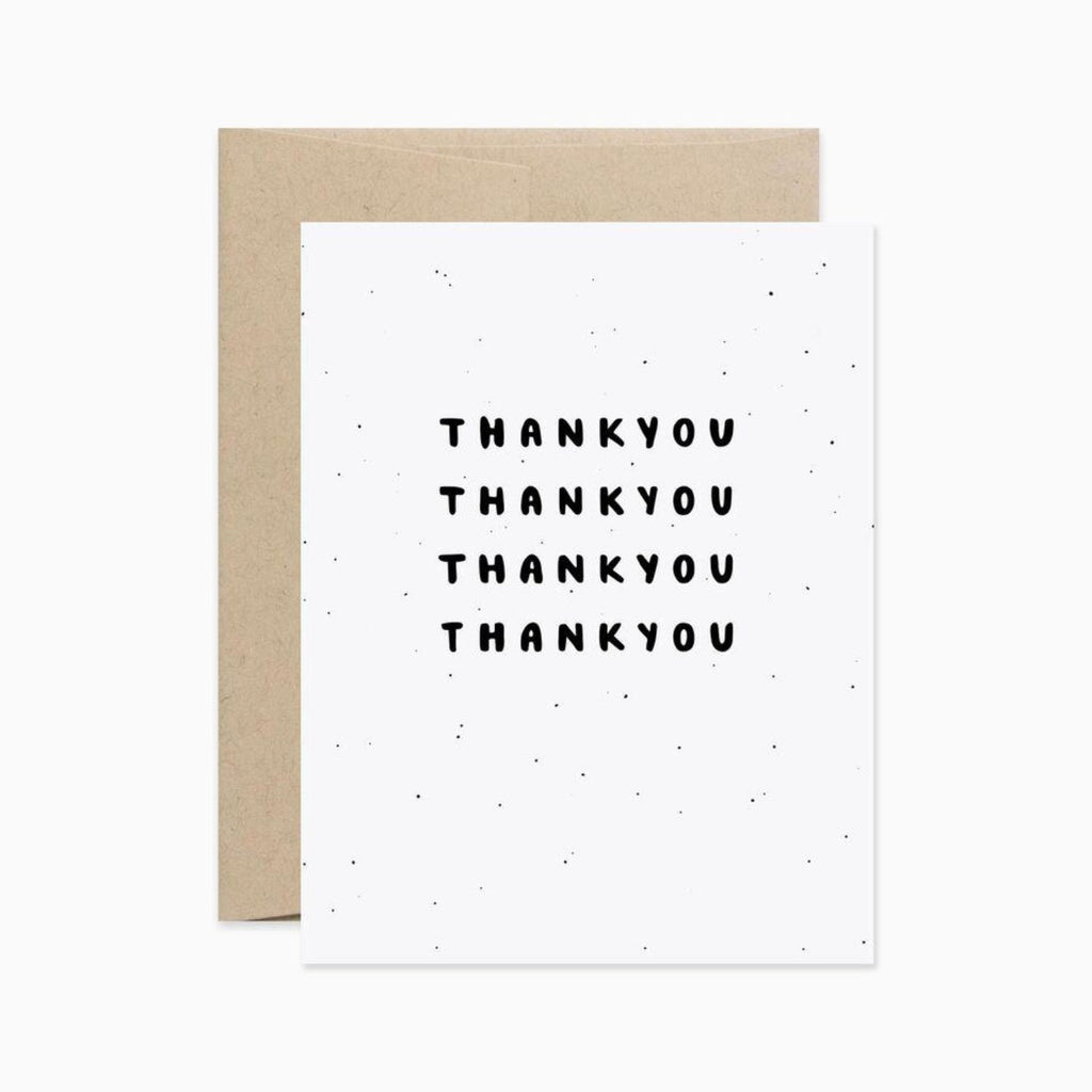 Evermore Paper Co. - Thank You Simple - APT F x Evermore Paper Co.