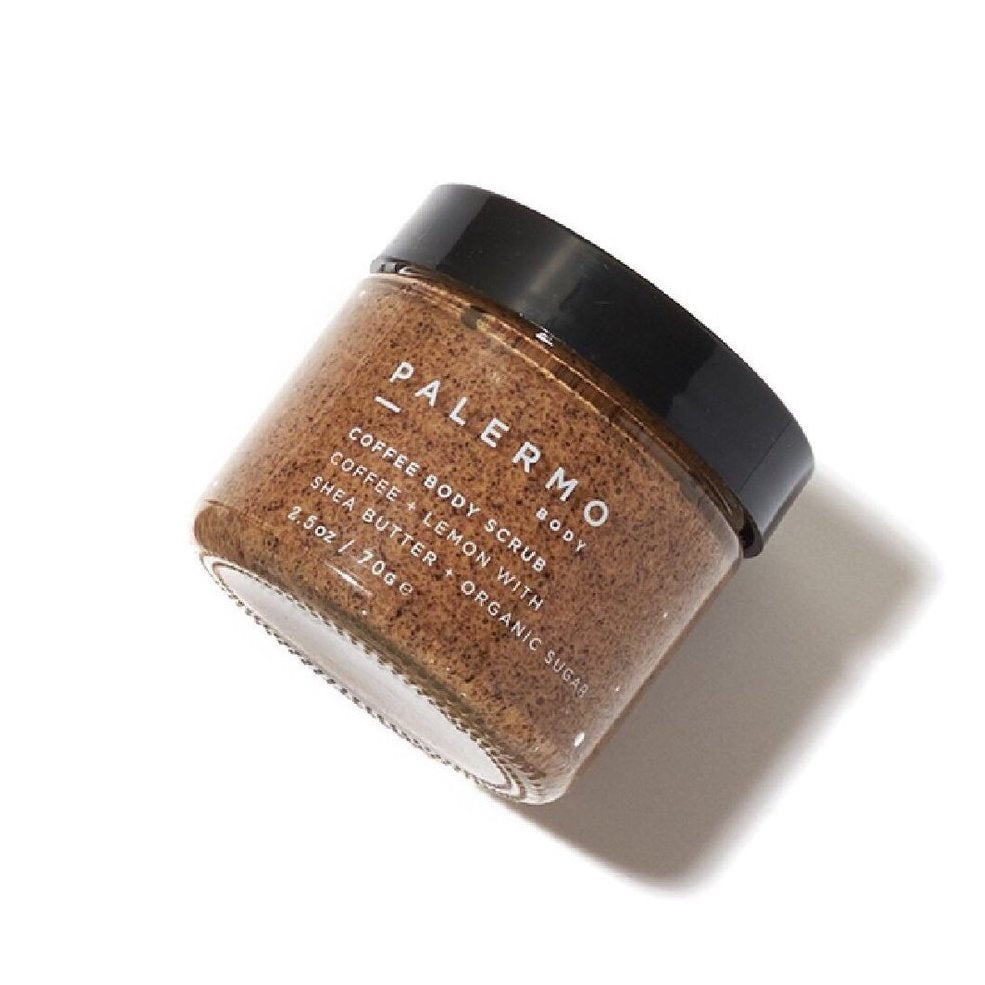 Coffee Body Scrub - Apt. F x Palermo Body