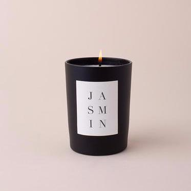 Noir Jasmin Candle - Apt. F x Brooklyn Candle Studio
