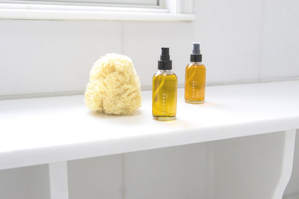 Repairing Body Oil - Apt. F x Palermo Body