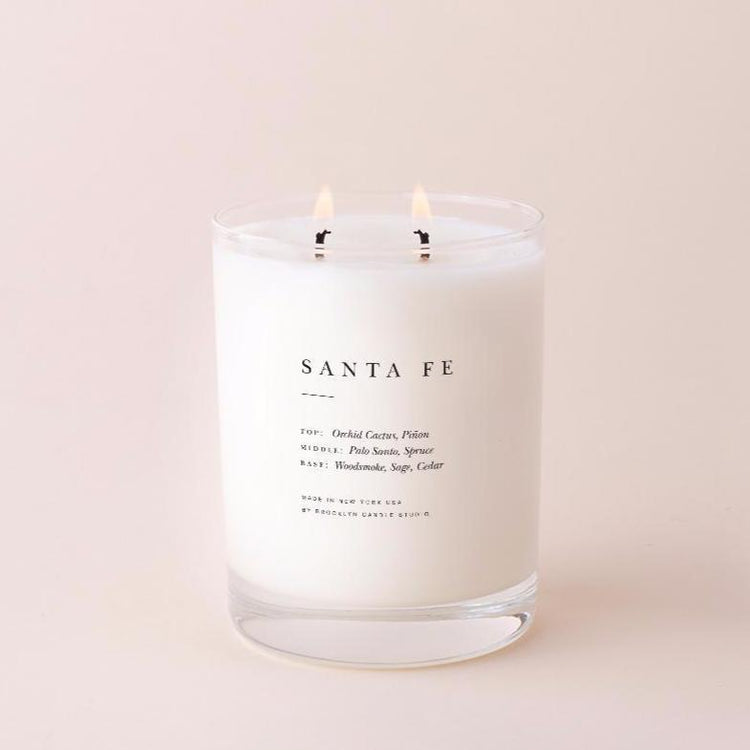 Santa Fe Escapist Candle - Apt. F x Brooklyn Candle Studio