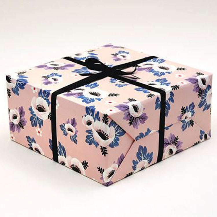 Floral Wrapping Paper - Apt. F x Clap Clap