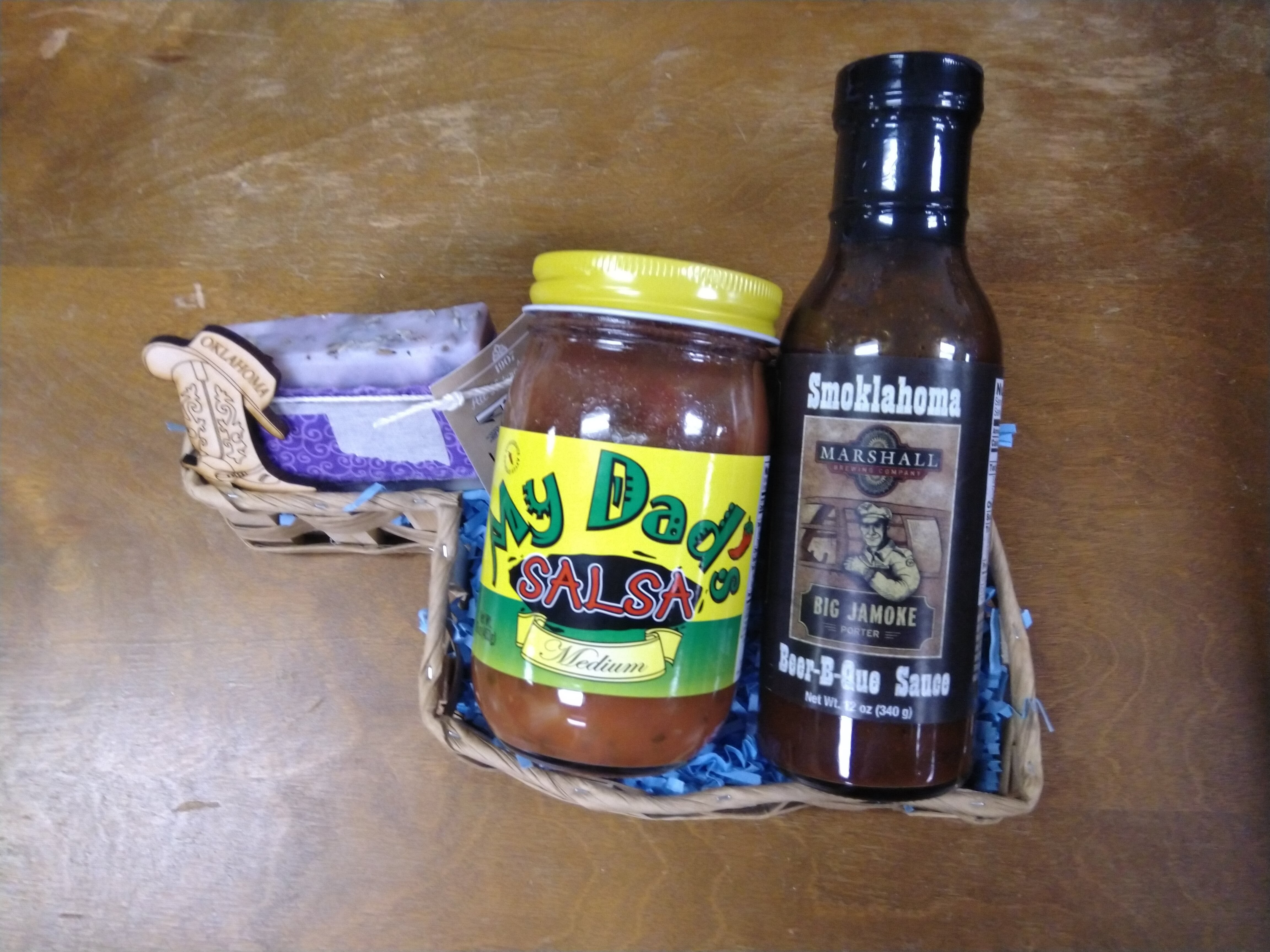 Small Food Gift Basket