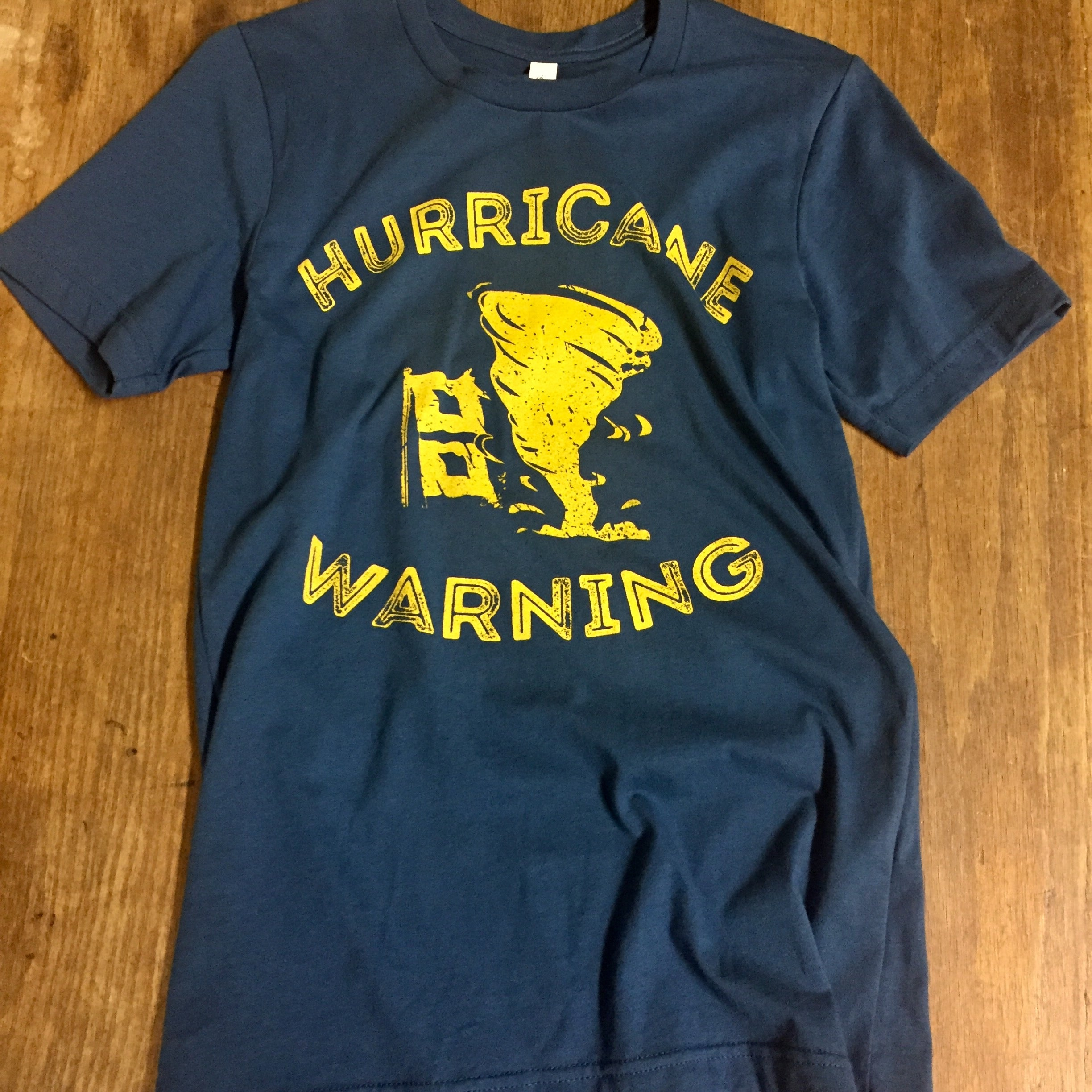 Hurricane Warning Tee