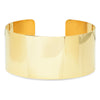 Solid Gold Cuff
