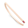 Ruby Matchstick Bangle