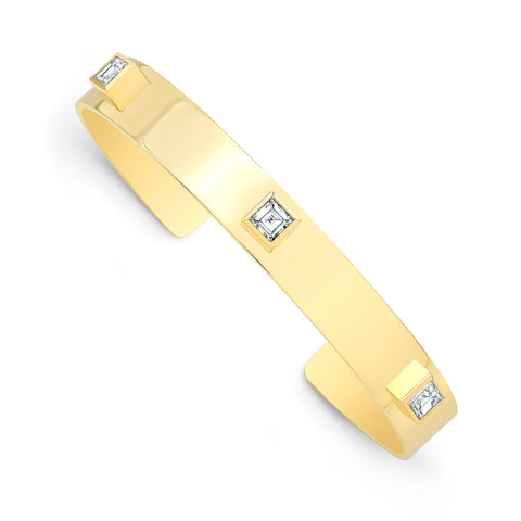 Diamond Forever Bangle