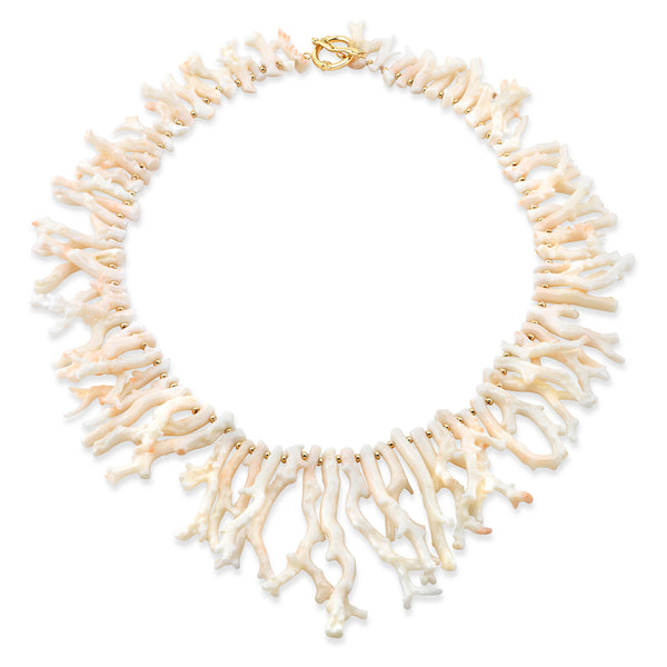 Angel Coral Necklace