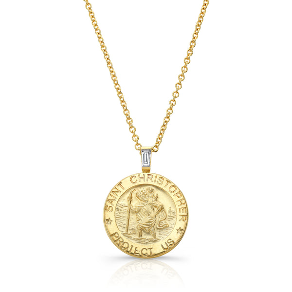 Saint Christopher Pendant