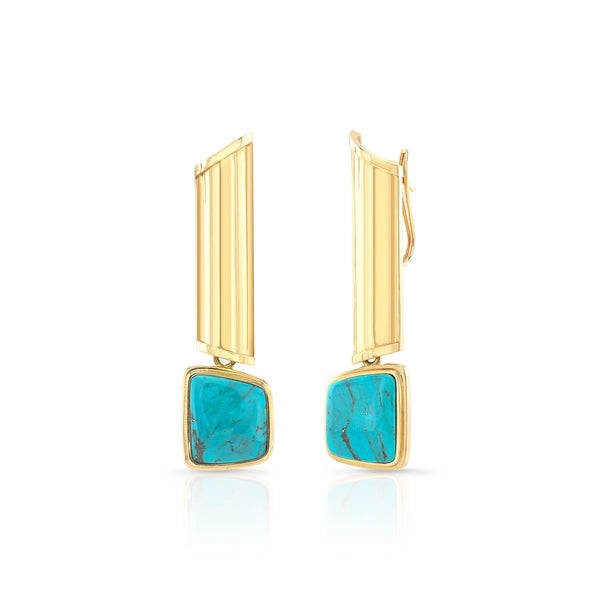 Column Earrings