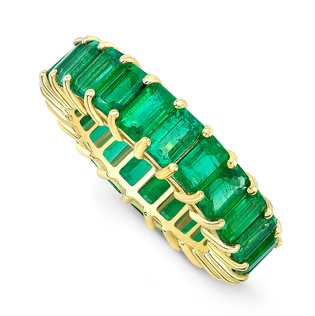 emerald emeralds lab created cultured chatham cut