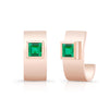 Emerald Forever Earrings