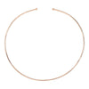 Skinni Choker Yellow Gold