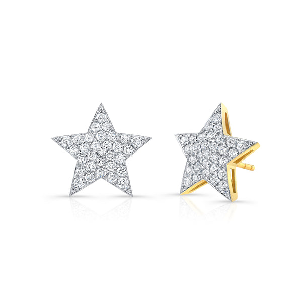 Alexandra Jules Star Earrings