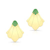 Harbour Island Earrings-Emerald