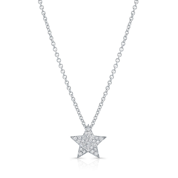 Medium Star Necklace