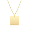 The Square Pendant