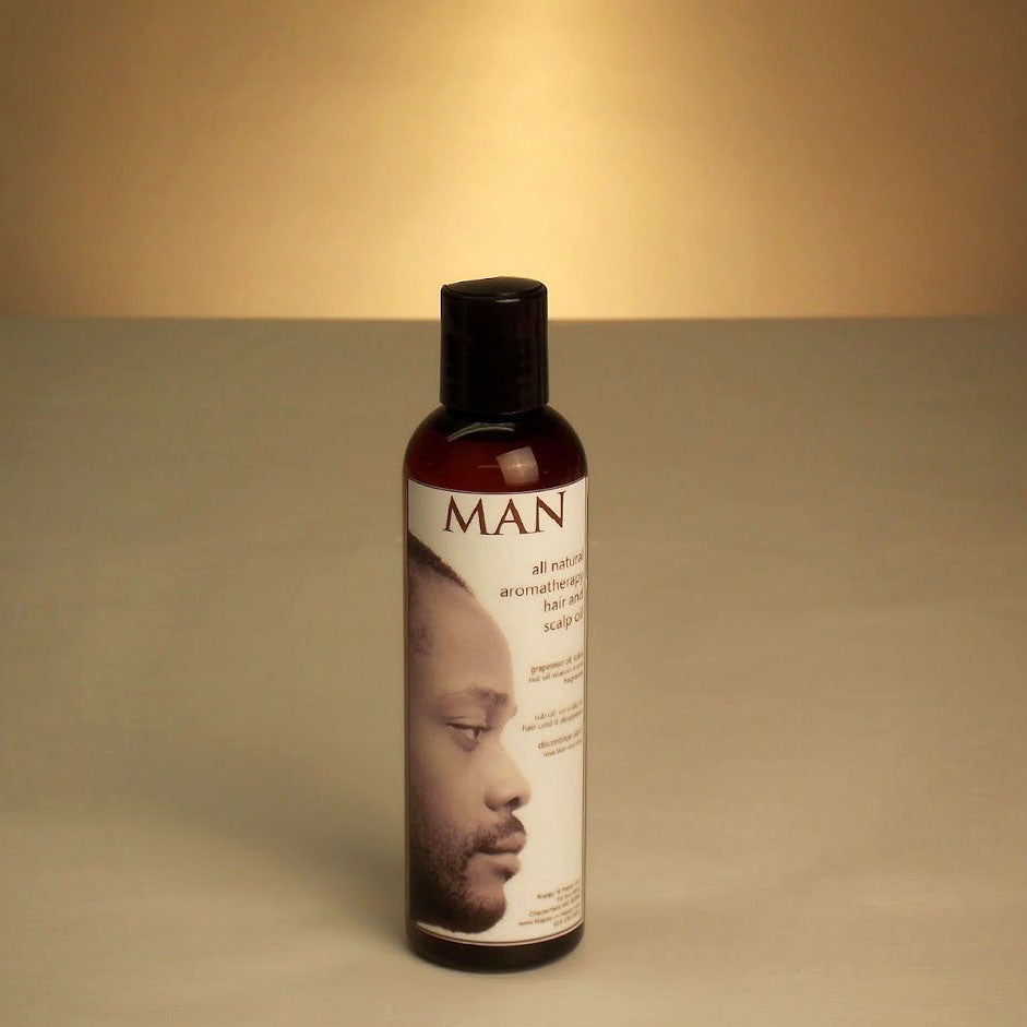 Man Hair Oil