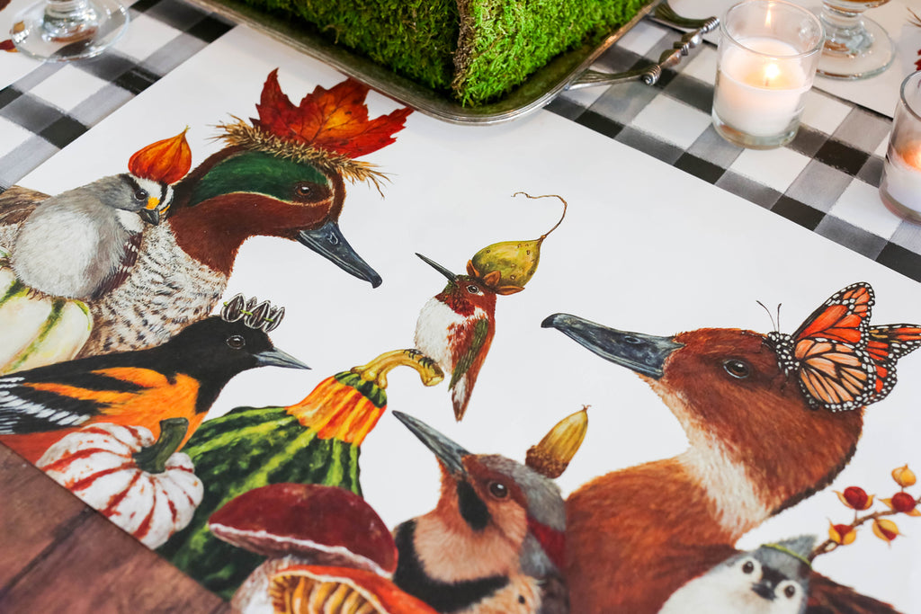 We Gather Together Placemat