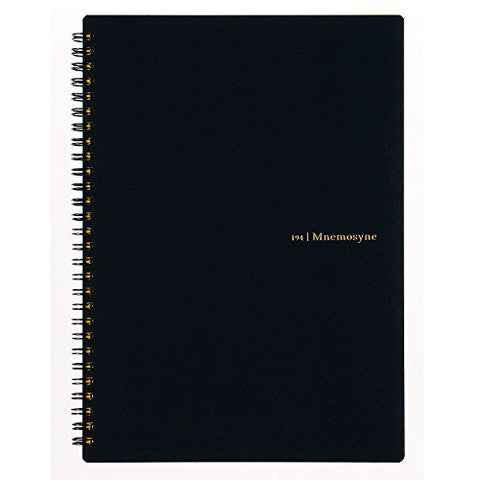 194 Mnemosyne Lined Notebook 7MM