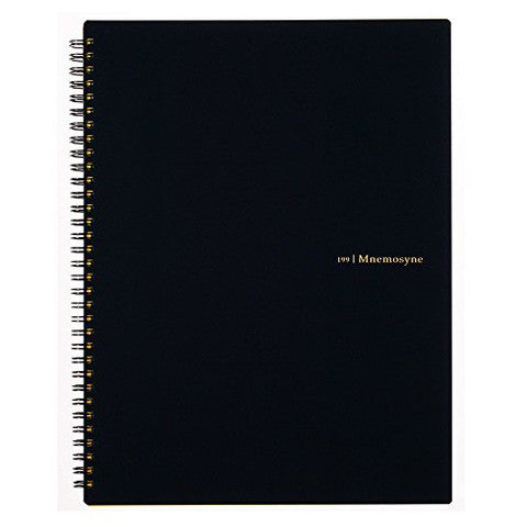 199 Mnemosyne Lined Notebook 7mm