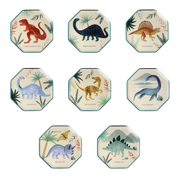 Dinosaur Kingdom Side Plate