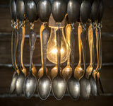 Spoon Pendant Light