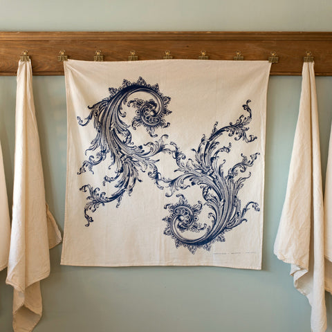 Flourish Towel