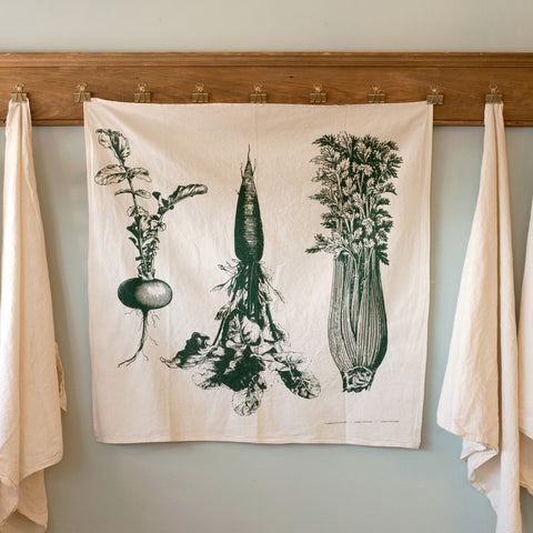 Farmer's Market Towel