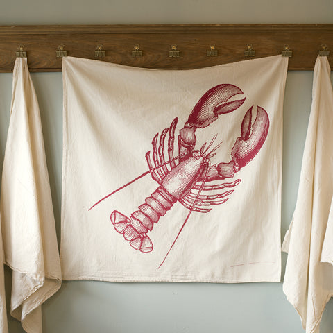 Lobster Towel