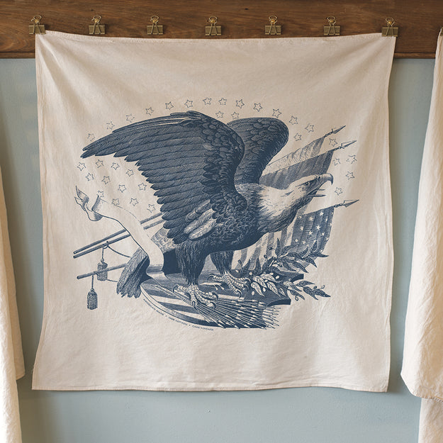 American Eagle Towel