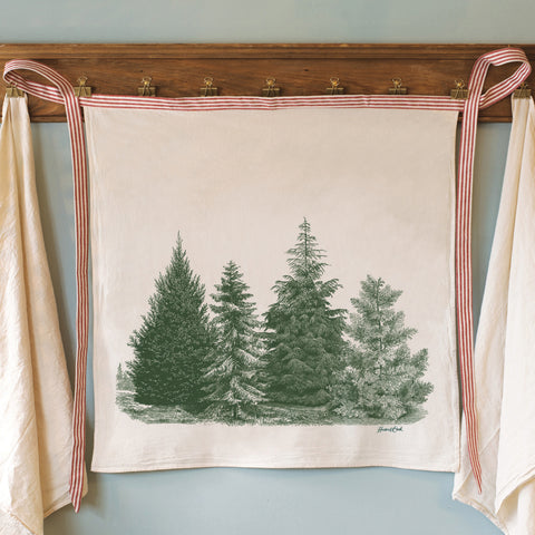 Evergreen Apron