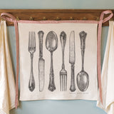 Fork, Knife, Spoon Apron