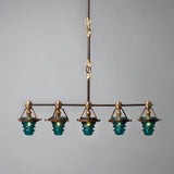 5-Telegraph Pendant Light