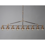 9-Telegraph Pendant Light