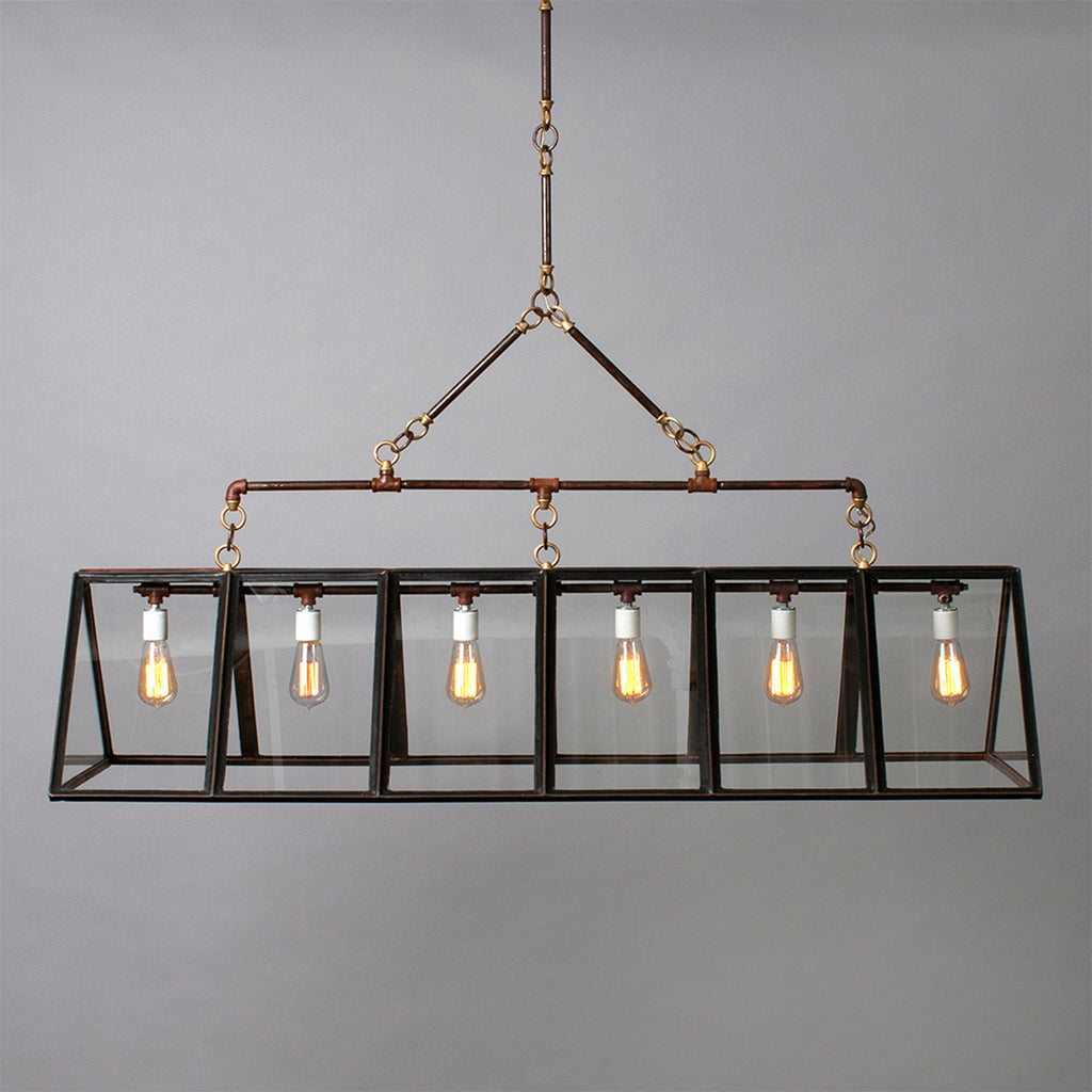 Soho greenhouse light custom vintage light fixtures hester cook zoom arubaitofo Choice Image