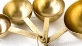 Brass Measuring Cups
